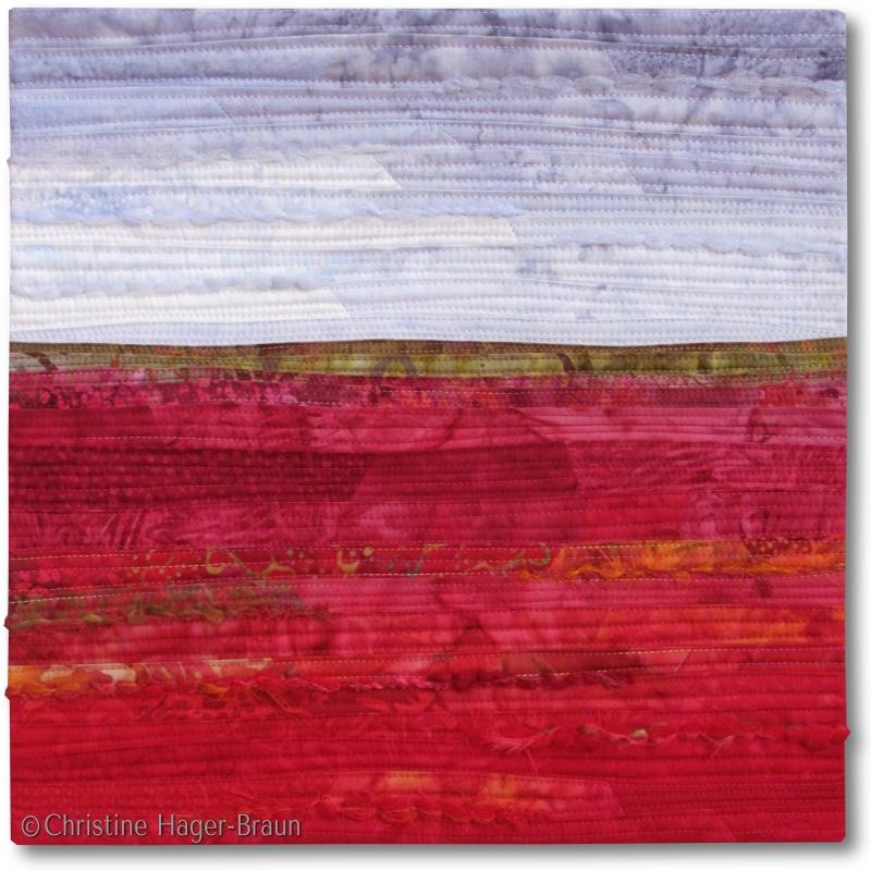 Blueberry Fields #2 by Christine Hager-Braun