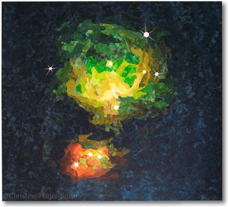 Orion Nebula by Christine Hager-Braun