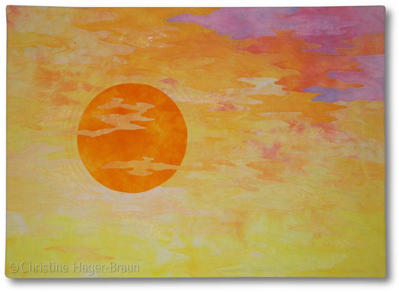 Sunset by Christine Hager-Braun