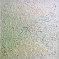 Advanced Free Motion Quilting