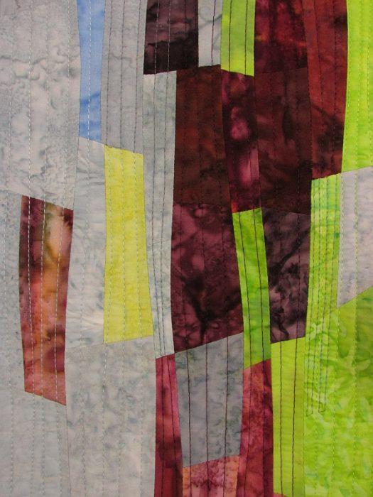 Progression #1 - Detail View - by Christine Hager-Braun
