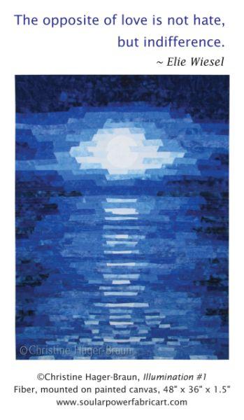 Illumination #1 by Christine Hager-Braun