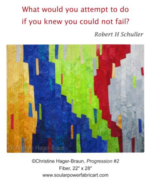 Progression #2 by Christine Hager-Braun