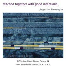 Reveal #4 by Christine Hager-Braun