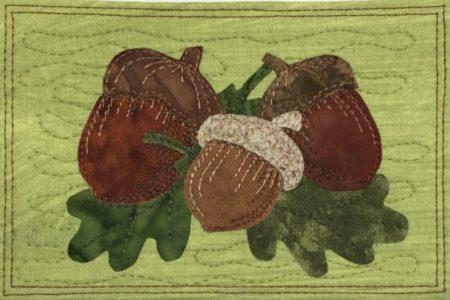 Acorns by Christine Hager-Braun