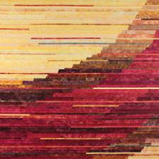 Thumbnail of the art quilt Onward and Upward