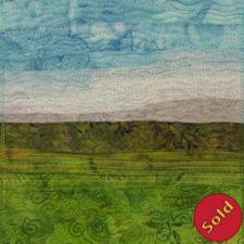Green Fields #1 by Christine Hager-Braun