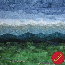 Green Fields #6 by Christine Hager-Braun