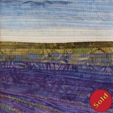 Lavender Field #2 by Christine Hager-Braun