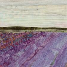 Lavender Field #4 by Christine Hager-Braun