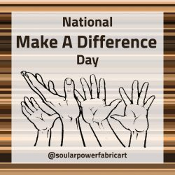 National-Make-A-Difference-Day